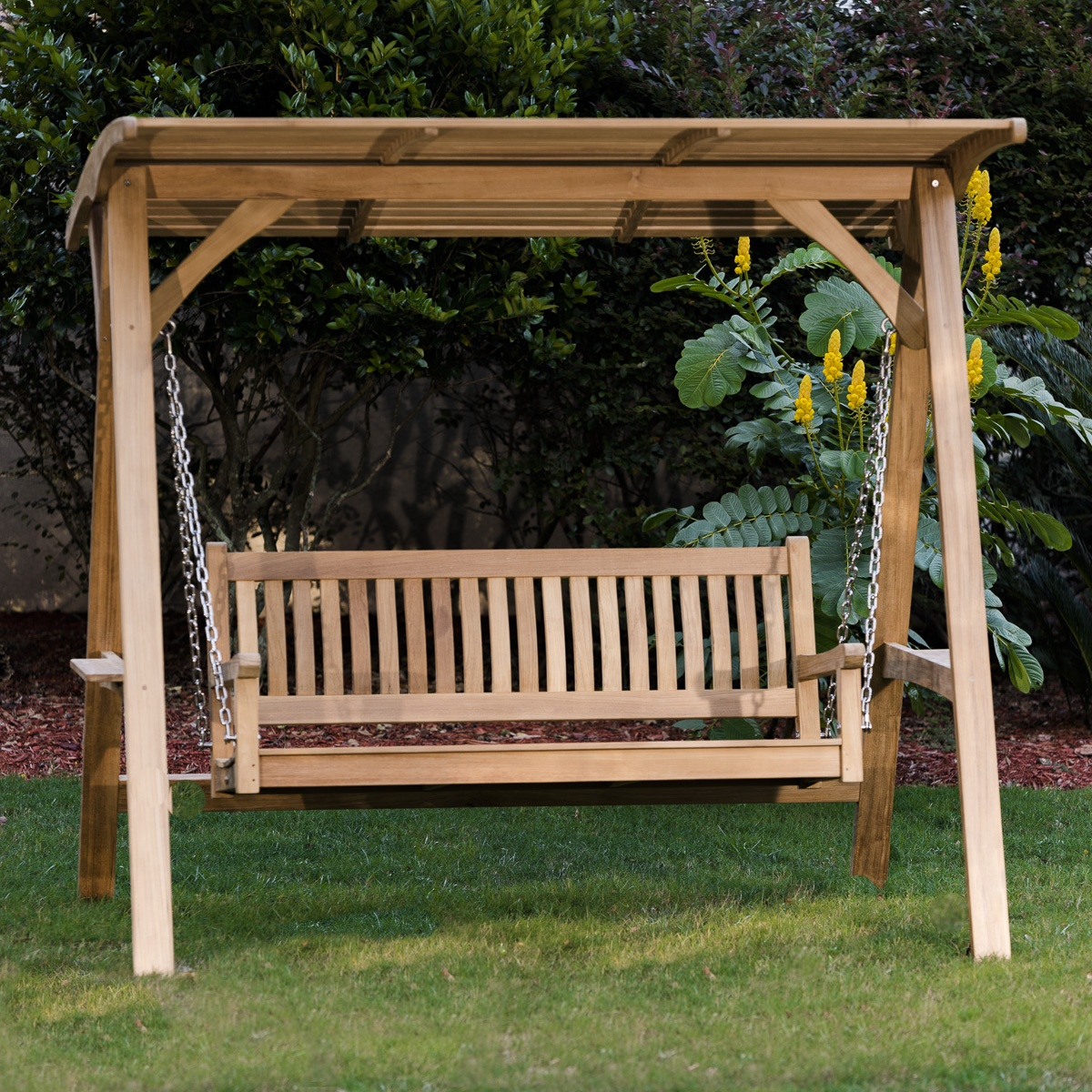 Veranda Hanging Teak Porch Swing Westminster Teak Outdoor Furniture