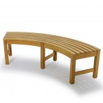 Round & Curved Benches