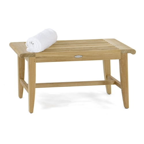 3 Foot Teakwood Outdoor Bench