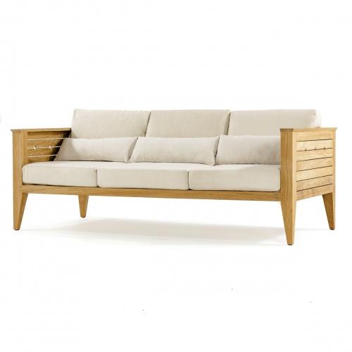 Craftsman Teak Sofa | Westminster Teak