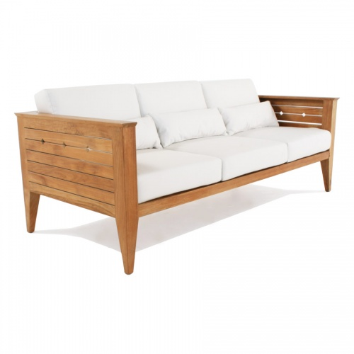 indoor teak sofas