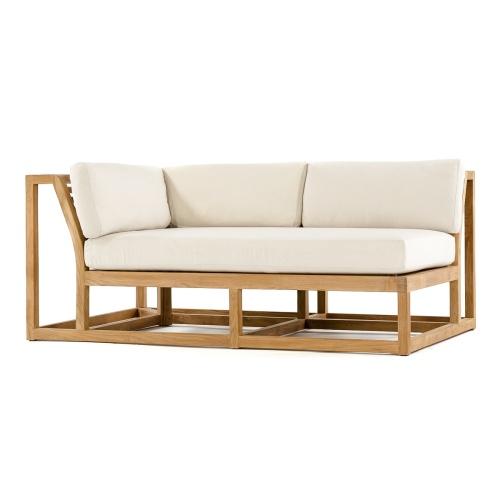 Teak Outdoor Lounge Seating