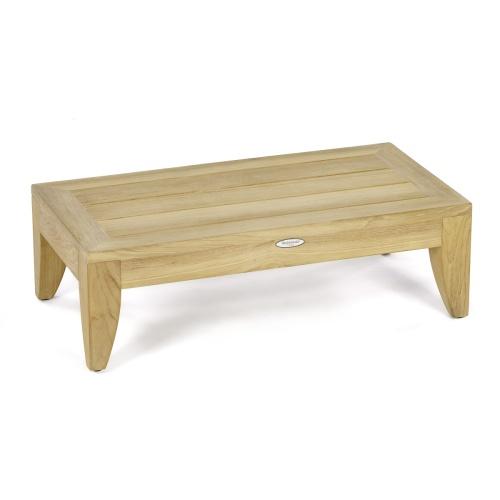 Aman Dais End Table