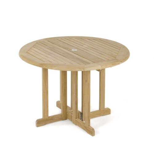 Wooden Folding Tables Teak