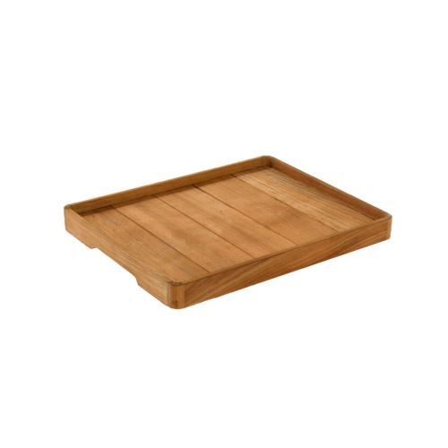 Teak Outdoor Serving Tray
