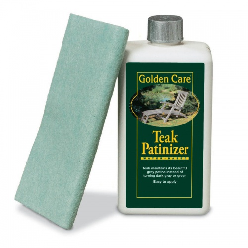 golden care teak patinizer