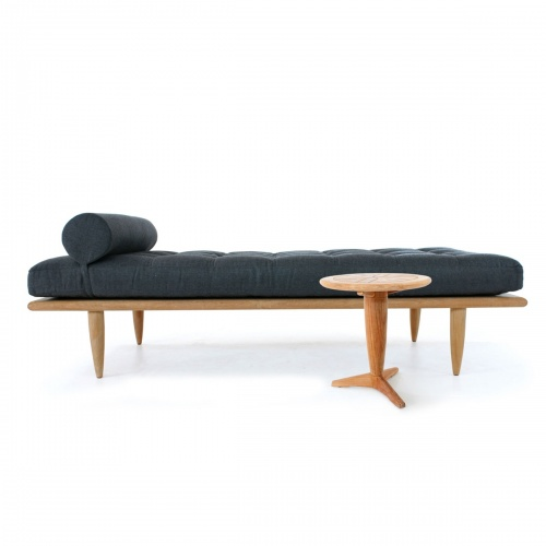 teak mid-century style daybeds