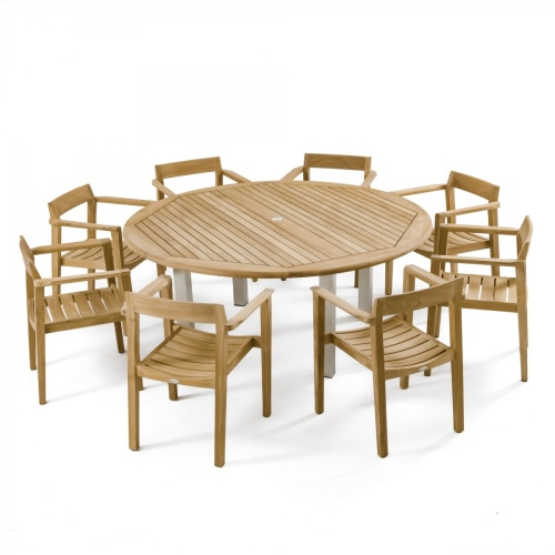 Horizon Vogue Dining Set for 8