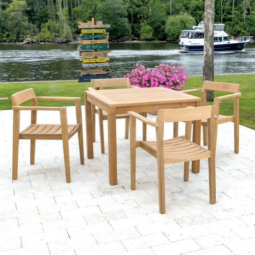 Low Bistro Sets Outdoor