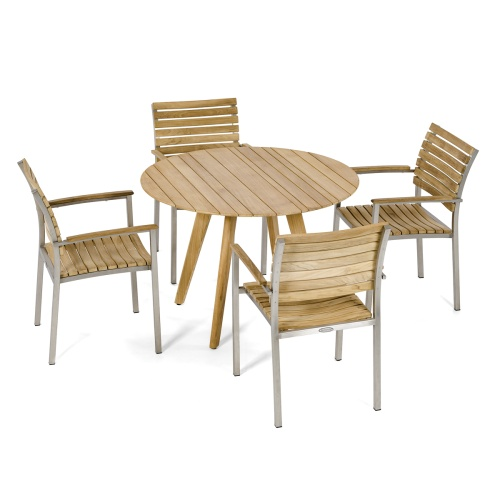 best outdoor furniture dining set 5 piece