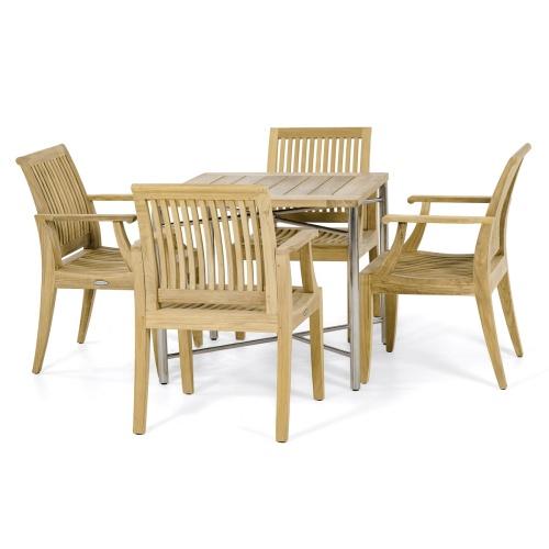 Odyssey Laguna Dining Chair Set