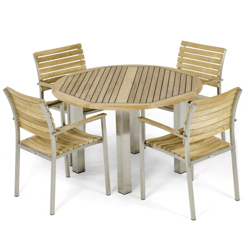 teak seating sets