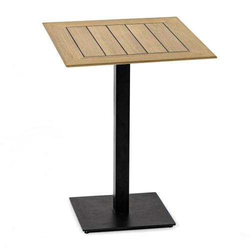 Vogue 24 x 24 Bar Table Set