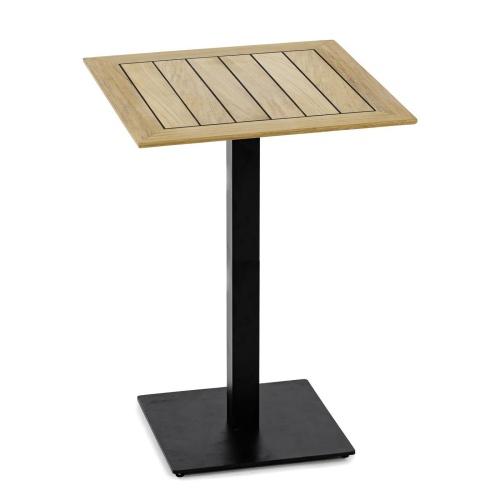 Vogue 30 x 30 Bar Table Set