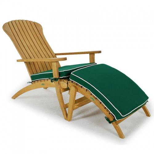 teak adirondack cushions