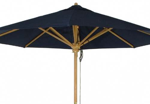 rectangular teak umbrella fabrics
