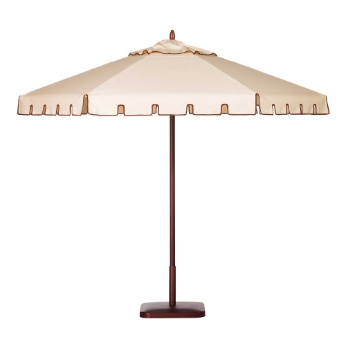 restaurant patio umbrella