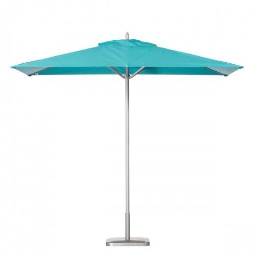 6x11 aluminum market umbrella