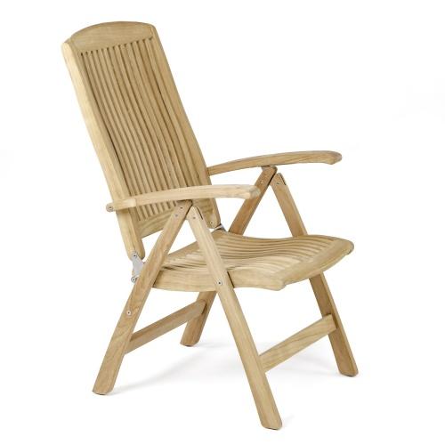 Barbuda Outdoor Recliner Chair