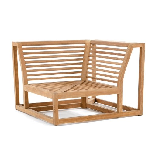 Deep Seating Teak