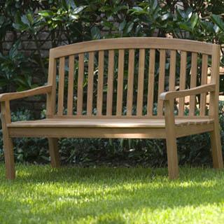 garden benches teak wood