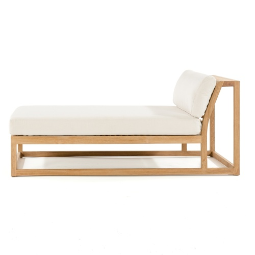 Deep Seating Sectional Chaise