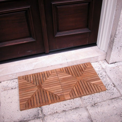 diamond flooring wooden tiles