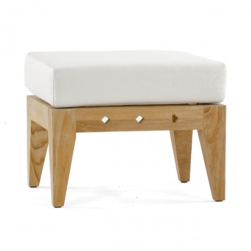 teak stool home & garden