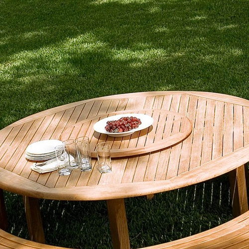 Patio Lazy Susan