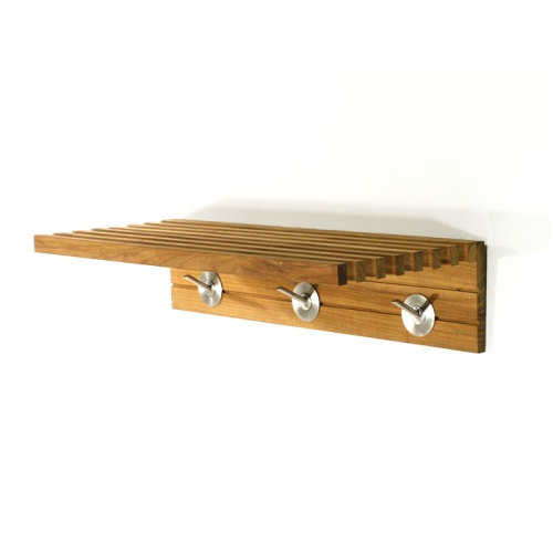 Towel Rack Teak