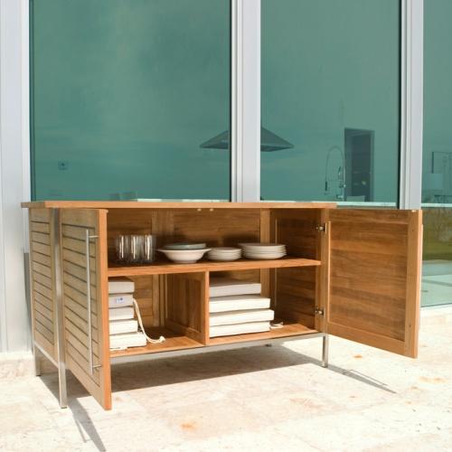 teak deck boxes