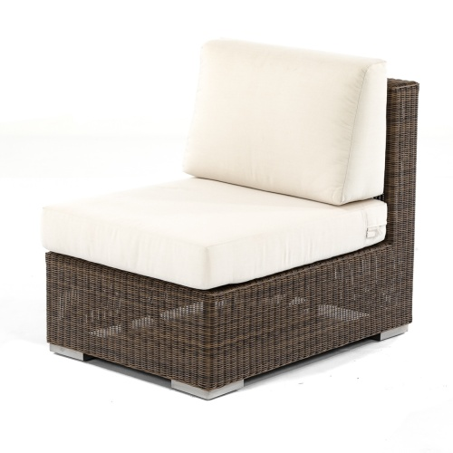 Wicker Slipper Chair Outdoor