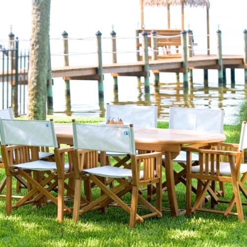 9 piece Outdoor Dining Set