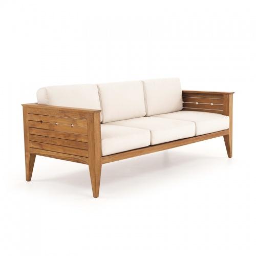 teak sofas