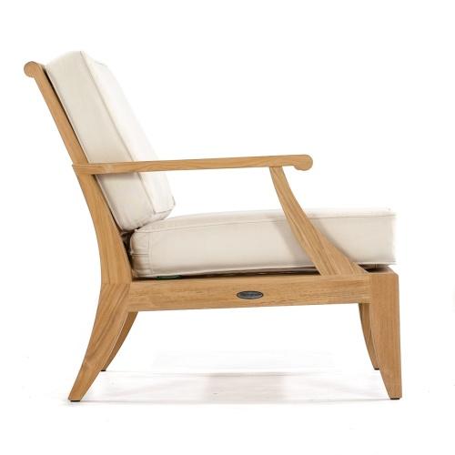 deep lounge chair