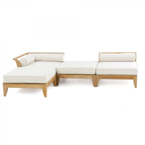 Aman Dais 4 pc Lounge Sofa