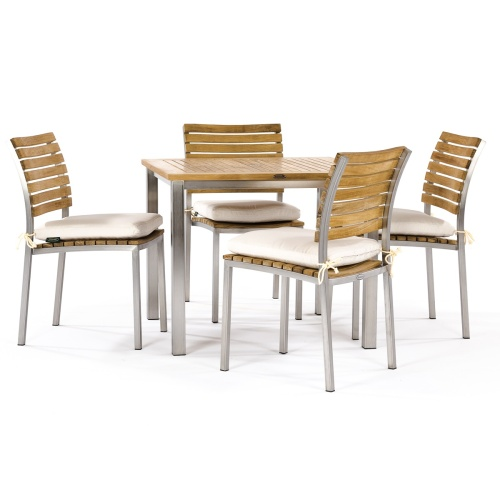 marine bistro set for 4
