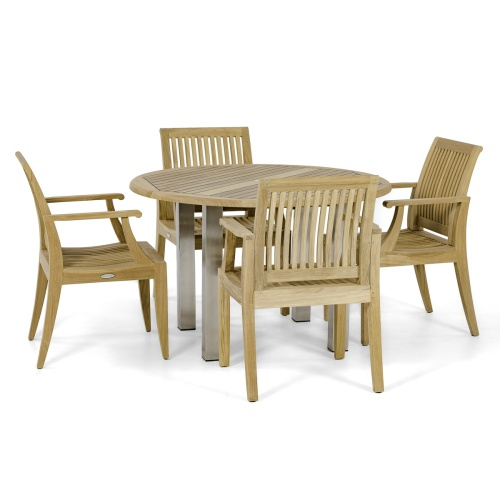 outdoor patio dining set for 4