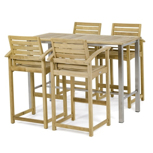 outdoor bar set teakwood indonesia
