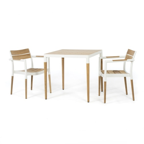 square dinette set outdoor patio