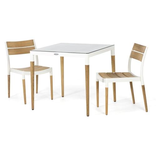 3 piece outdoor dining set