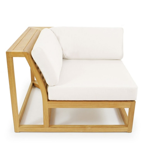 Teak Patio Furniture Sectional