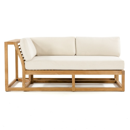 Outdoor Wooden Sectional