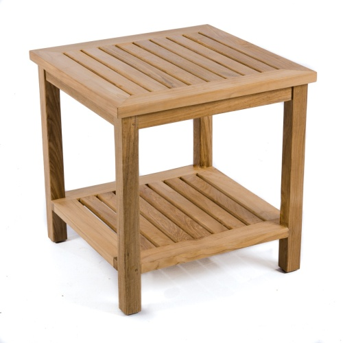 End Tables Teak