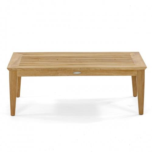 teak wood coffee table online