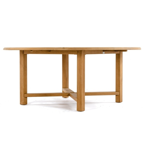 6 Ft Teak Table