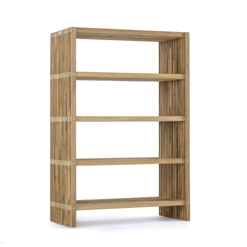Wooden Teak Bookcase