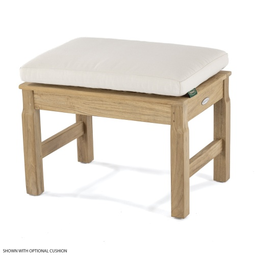 shower bench by westminster teak