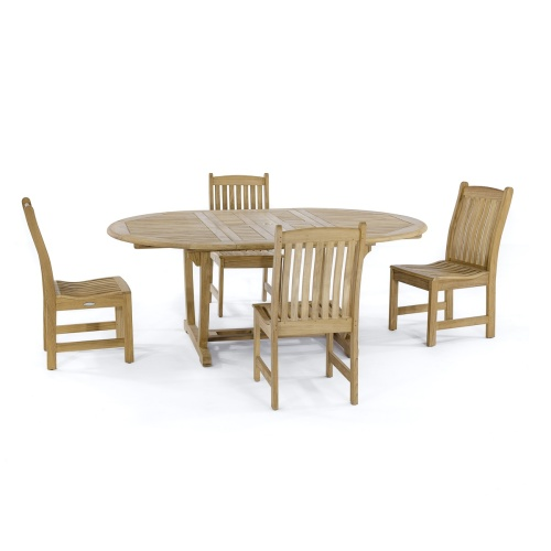 westminster dining side chair set of 4