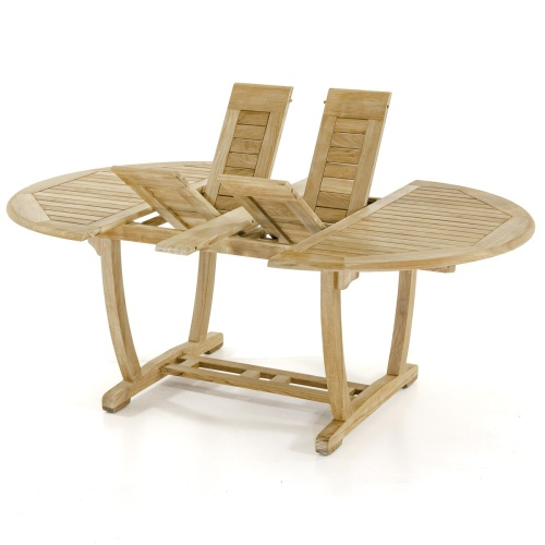 best price teak butterfly tables